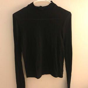 UO Black long sleeve